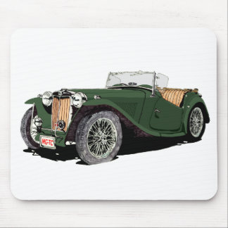 The Green TC Mouse Pad