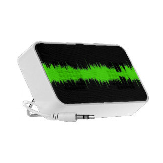 The Green Wave Mp3 Speakers