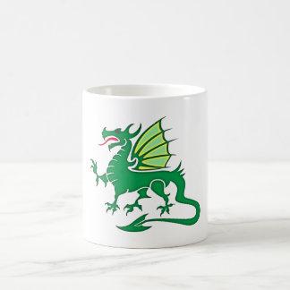 the Greens dragon green dragon Coffee Mug