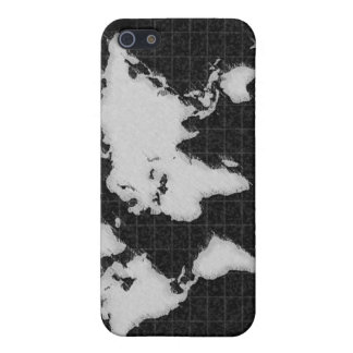 The Grey Atlas iPhone 5/5S Cover