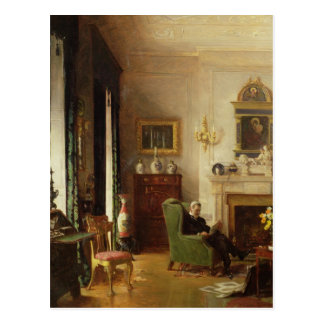 The Grey Drawing Room Postcard