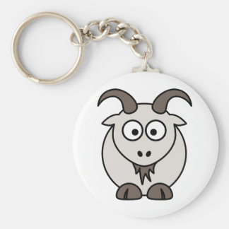 The Grey Goat selection Key Ring