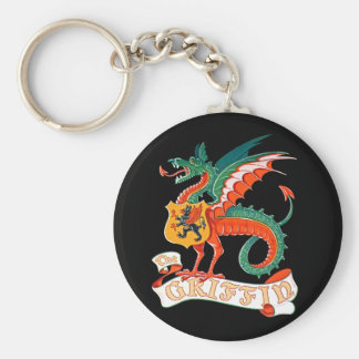 The Griffin Key Ring