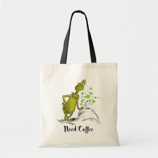 The Grinch | Need Coffee Tote Bag