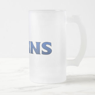 The GRINNS Frosted Mug (logo)