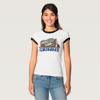 THE GRINNS TOUR (Women's T, ringed sleeve) T-Shirt