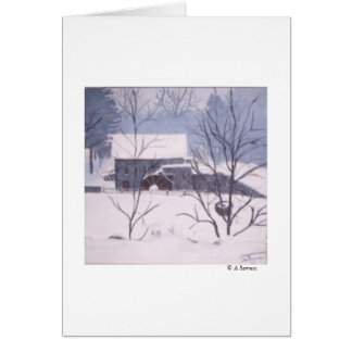 The Gristmill Greeting Card