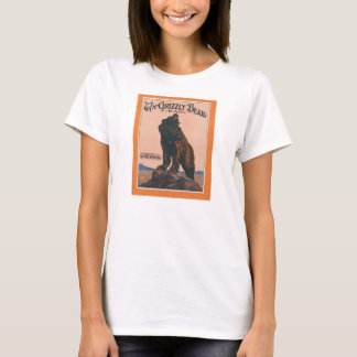 The Grizzly Bear Rag T-Shirt