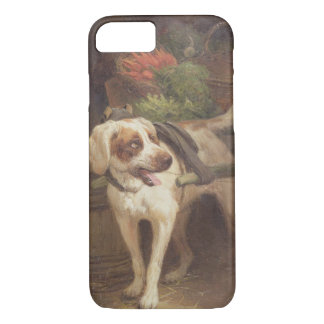 The Grocer's Dog (oil on panel) iPhone 8/7 Case