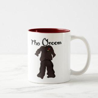 The Groom Mug and Gifts