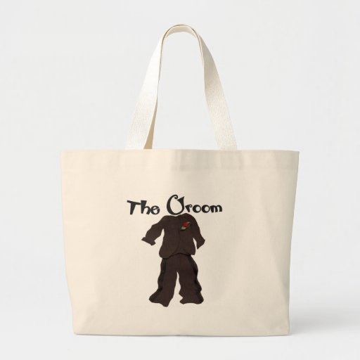 The Groom T-shirts and Gifts Bag