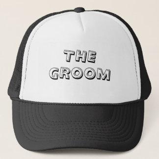 THE, GROOM TRUCKER HAT