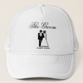 The Groom Wedding Hat