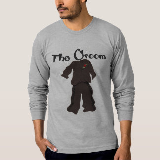 The Groom Wedding T-Shirt