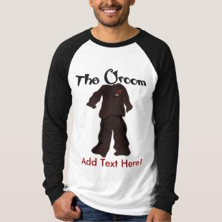 The Groom Wedding T Shirts