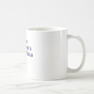 The Grooms Grandma Coffee Mug