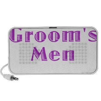 The Grooms Men PC Speakers