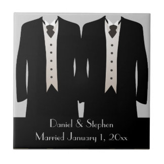The Grooms Tiles