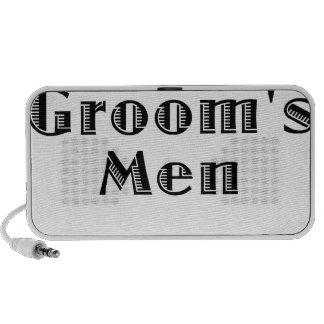 The Groomsmen Speaker