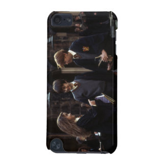 The group outside of Hogwarts iPod Touch (5th Generation) Cover