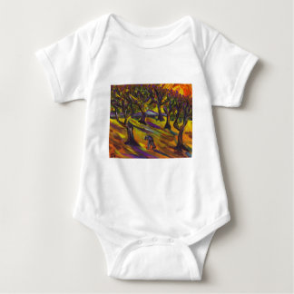 THE GROVE OF OLIVES BABY BODYSUIT