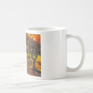 THE GROVE OF OLIVES COFFEE MUGS