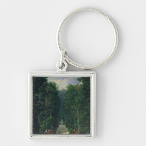 The Groves of Versailles Key Chains