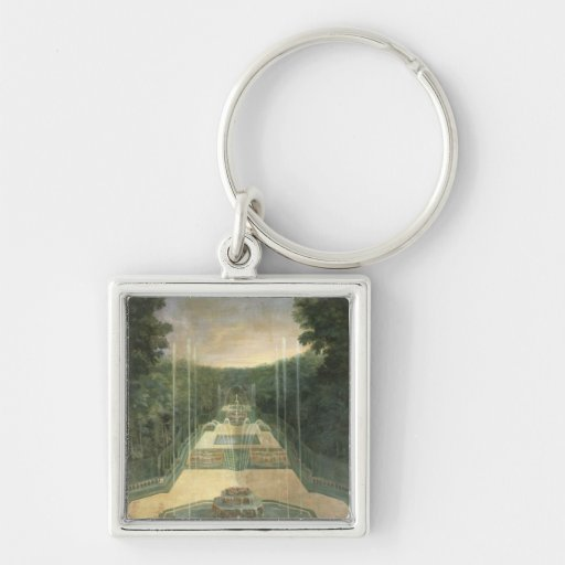 The Groves of Versailles Keychains