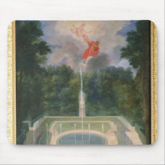 The Groves of Versailles with Mars Mouse Pad