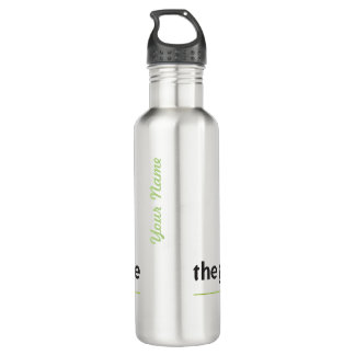 The Growing Place Montessori Water Bottle