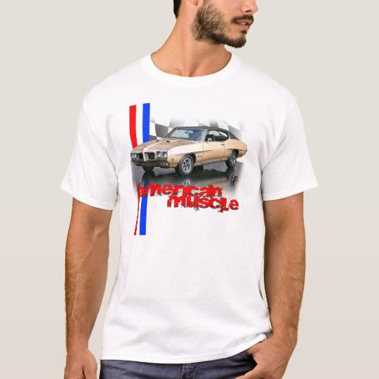 The GTO American Muscle T-shirt