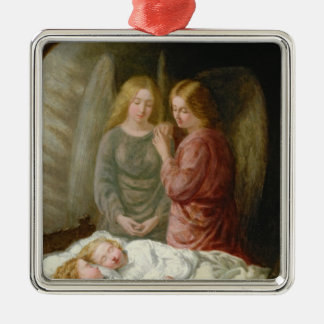 The Guardian Angels Christmas Ornament