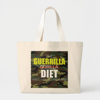 The Guerrilla Diet Jumbo Tote