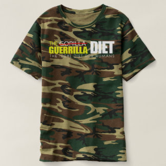 The Guerrilla Diet Men's T-Shirt