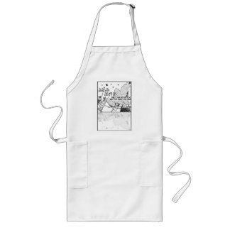 The Guiding Star Long Apron