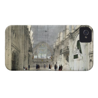 The Guildhall, Interior, from 'London As It Is', e Case-Mate iPhone 4 Cases