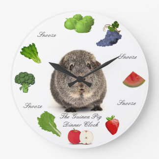 The Guinea Pig Dinner Clock