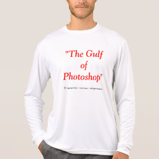 """The Gulf of Photoshop"" x 2 Deluxe Tshirts"
