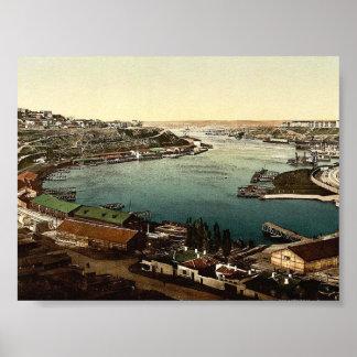The gulf, Sebastopol, Russia, (i.e., Ukraine) clas Print