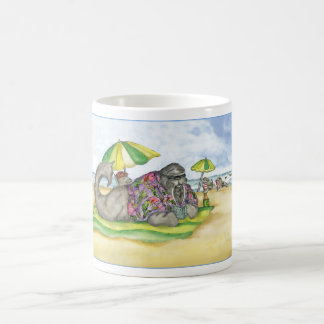 The Gulf Walruses Have a Day at the Beach Coffee Mug