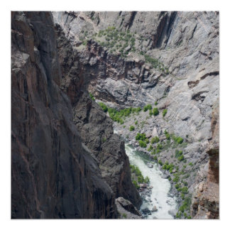 The Gunnison River in the Black Canyon