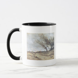 The Gust of Wind, c.1865-70 Mug