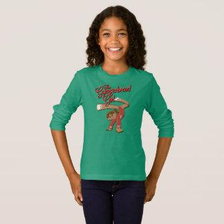 The Gymgerbread Girl - Christmas 2017 T-Shirt