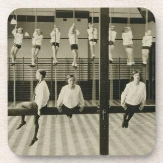 The Gymnasium, London Grammar School for Girls, 19 Beverage Coaster