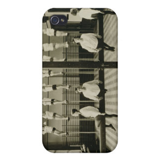 The Gymnasium, London Grammar School for Girls, 19 Cover For iPhone 4
