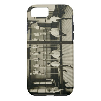 The Gymnasium, London Grammar School for Girls, 19 iPhone 8/7 Case