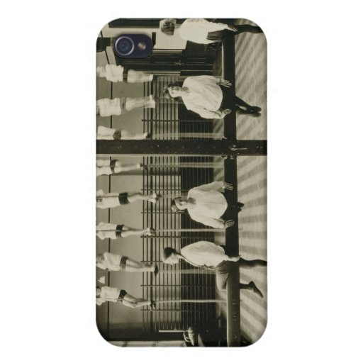 The Gymnasium, London Grammar School for Girls, 19 iPhone 4 Cover