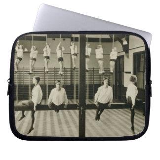 The Gymnasium, London Grammar School for Girls, 19 Laptop Sleeve