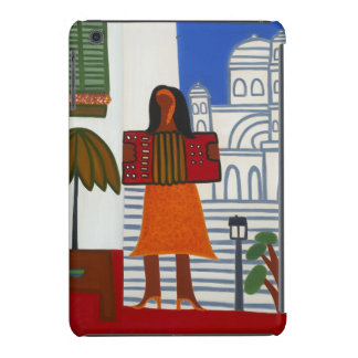 The Gypsy Girl in Front of Sacre Coeur 2006 iPad Mini Retina Covers