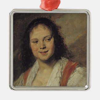 The Gypsy Woman, c.1628-30 Christmas Ornament